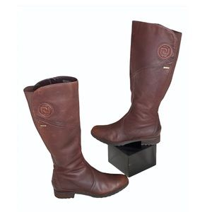 Rockport Adiprene By Adidas Riding Boots Brown 8